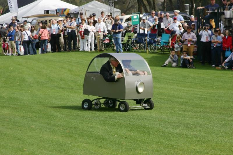 The Cyclops cruises the Amelia Island Conc...OK this isn't real. | Amelia Island Concours d'Elegance photo
