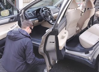 How to spring clean a car without fancy equipment