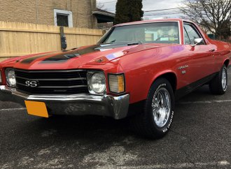 Jimmy Buffett's old El Camino heading to auction