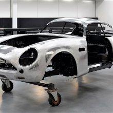 Aston Martin starts production of DB4 GT Zagato continuation