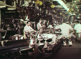 Video shows inner workings of Ford's Rouge River plant in the '60s