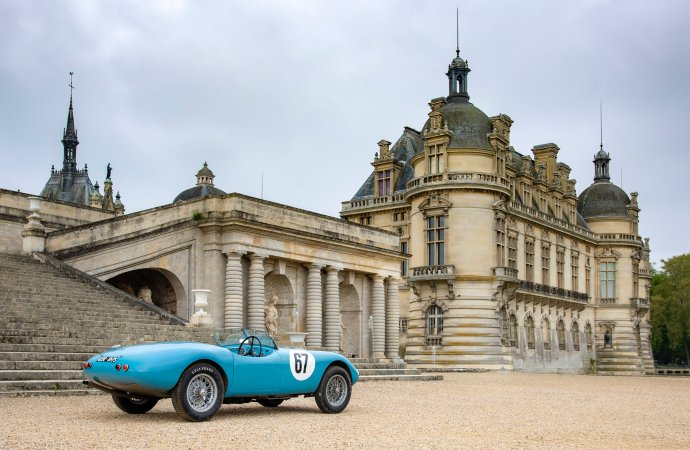 Gordini Type 15S raced in Grand Prix and at Le Mans