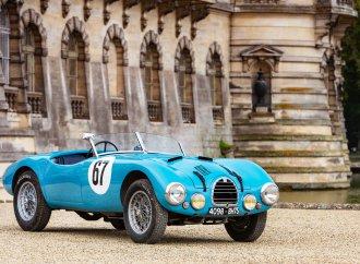 Gordini tops Bonhams' Chantilly auction