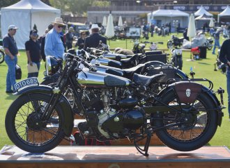 Quail Motorcycle Gathering features women who ride