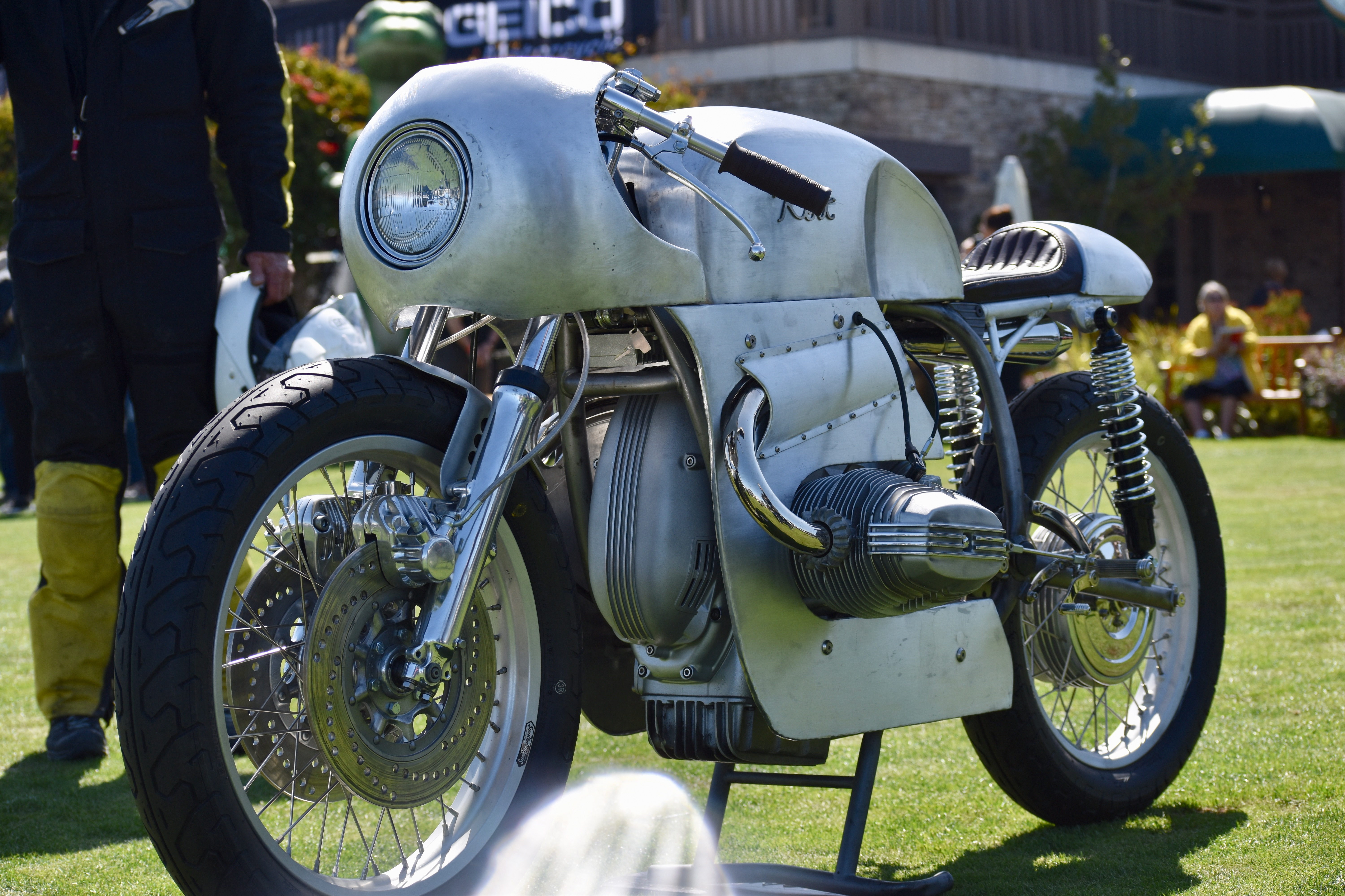 Quail Motorcycle, Quail Motorcycle Gathering features women who ride, ClassicCars.com Journal