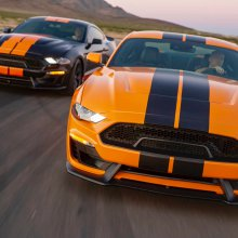 Shelby preparing fleet of Mustang GT-S rental cars