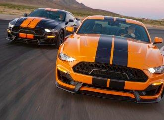 Shelby preparing fleet of Mustang GT-S rental cars