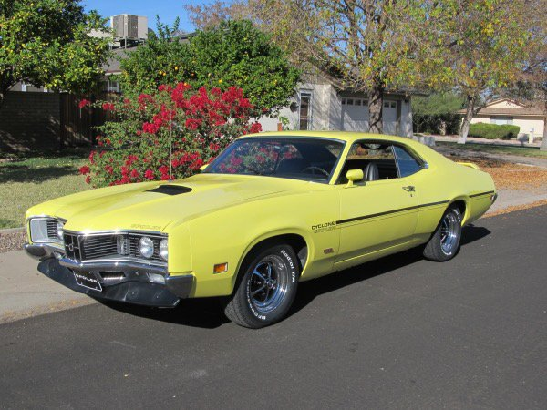 Restoring the Cyclone for a car-guy father