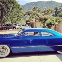 1950 Ford gets the 'kustom' treatment
