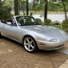 One-owner 'coddled' 1990 Mazda Miata