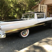 1958 Ranchero gets performance updates