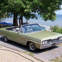 Polara 500 was Dodge's 'challenger' in the early 1960s
