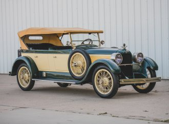 More than 100 cars from Merrick collection heading to Hershey auction