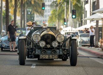 Roadtrippin' 2019: Rodeo Drive Concours