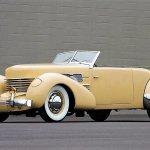 1937 Cord 812 Phaeton BJ