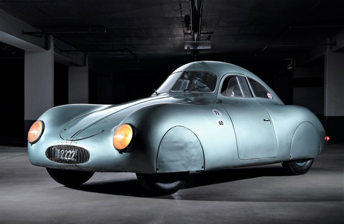 1939 Porsche Type 64 prototype to be auctioned by RM Sotheby's