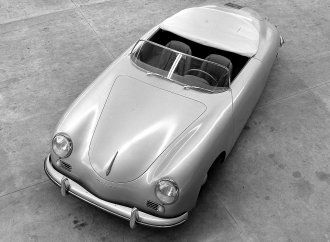 New Porsche Speedster traces its roots to unadorned base model