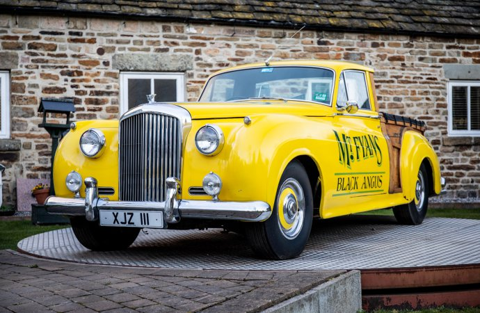Quirky and famous are themes for Silverstone Auctions event