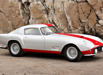 Special Ferraris highlight Gooding's Pebble Beach docket