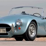 1966 Shelby Cobra roadster from Juliano