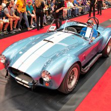 Record results as Mecum Indy sale totals $70.4 million
