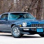 1973 Camaro LT Mecum