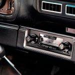 1973 Camaro LT Mecum radio