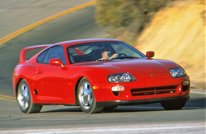 Toyota to offer replacement parts for classic Supras