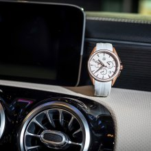 Mercedes-Benz unveils new watches for men and women