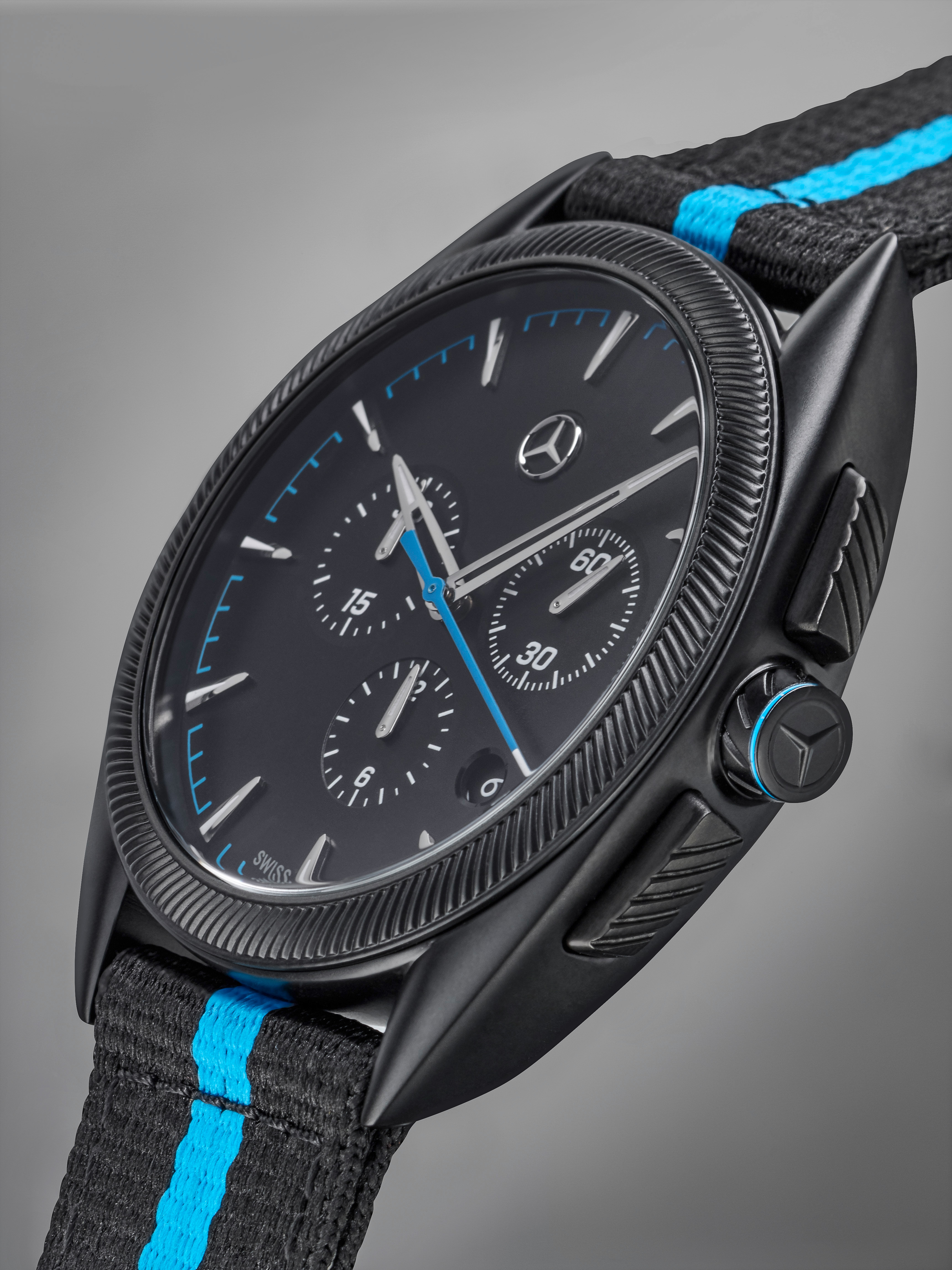 Mercedes Benz Unveils New Watches For Men And Women