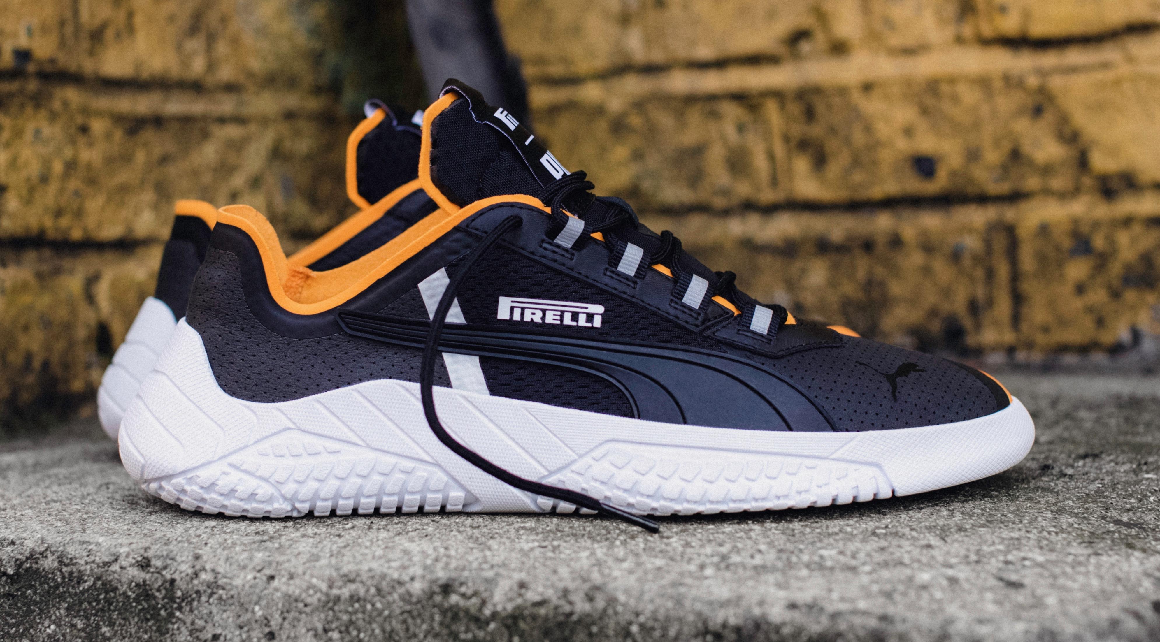 Pirelli, Puma launch motorsports style shoe, the Replicat X