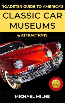 Car museums, Bookshelf: A field guide to America's car museums, ClassicCars.com Journal