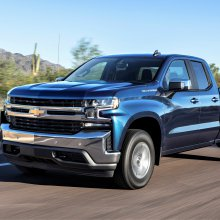 Chevrolet redesigns, refines and lightens 2019 Silverado