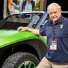 Bruce Meyers, creator of the dune buggy, tells of free-spirited life