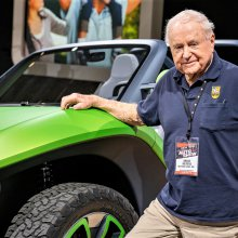 Bruce Meyers, creator of the dune buggy, tells of free-spirited life