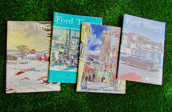 Remembering good times of 'Ford Times'
