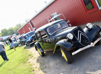 French cars are stars at Carlisle Import & Performance Nationals