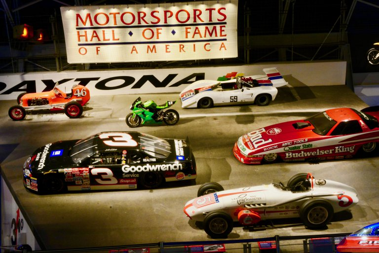 Motorsports Hall Of Fame showcases stars from all racing ...
