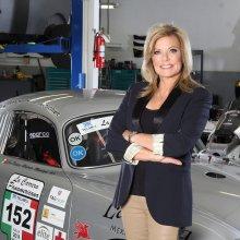 Renee Brinkerhoff and her 1956 Porsche 356A challenge the world, and child trafficking