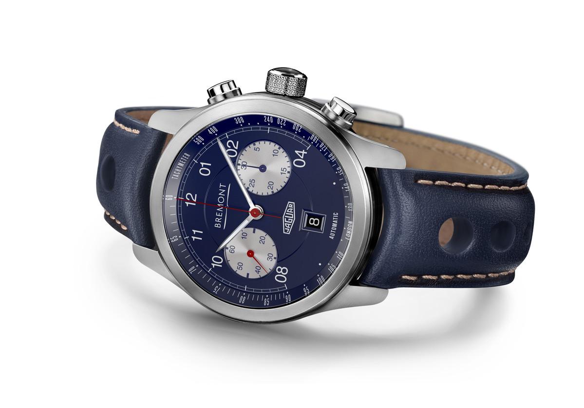 Jaguar D-type, Bremont, Jaguar offer 300 D-type chronographs, ClassicCars.com Journal