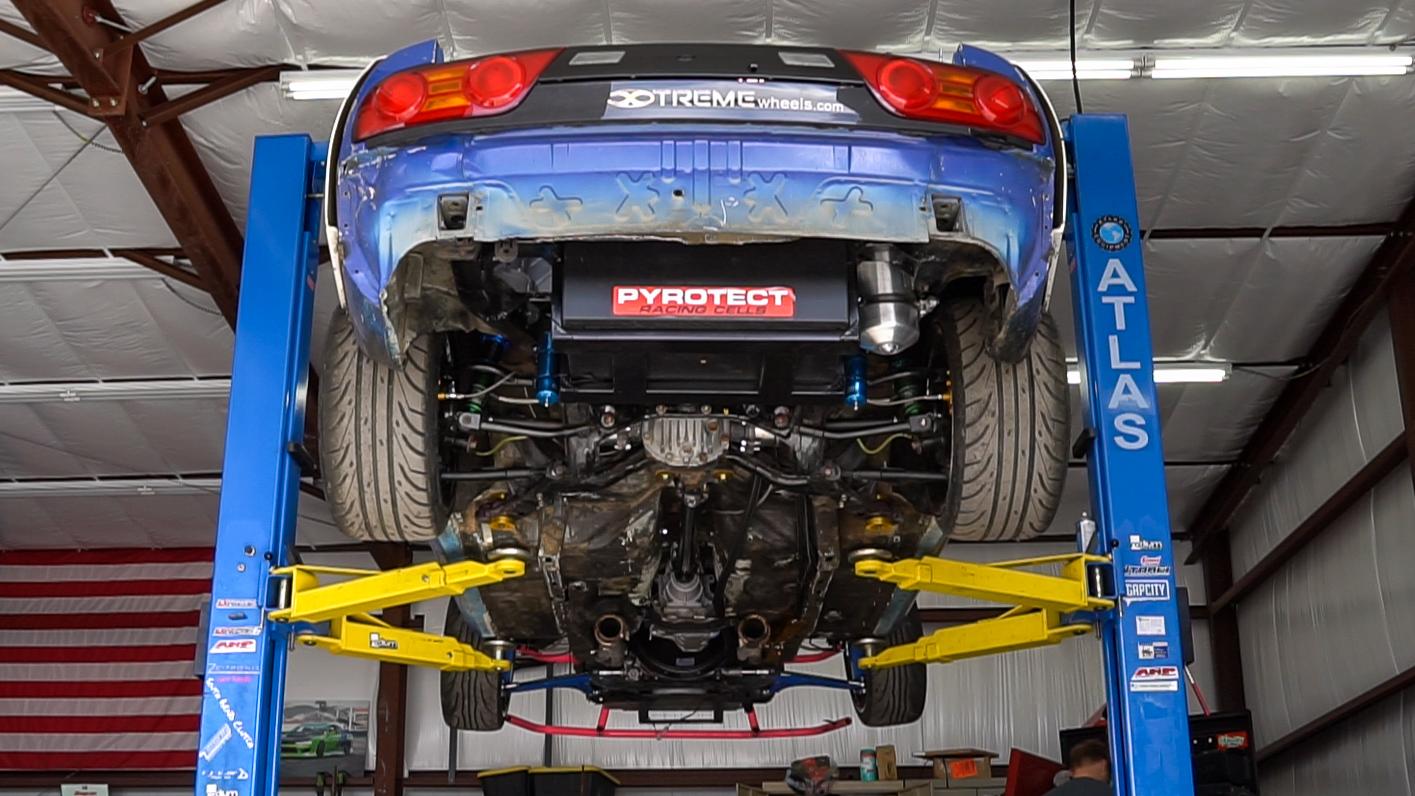 Formula Drift, Skill and suspension setup keep drift drivers in control, ClassicCars.com Journal