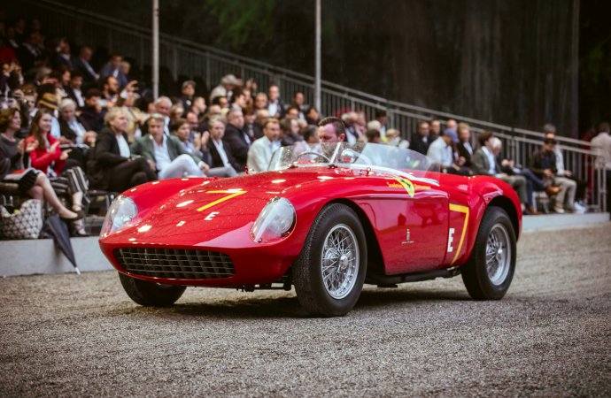 RM Sotheby's auction on Lake Como posts modest sell-through rate