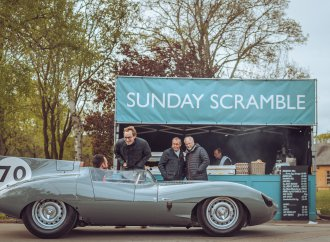 England celebrates 'Drive It Day' at Bicester Heritage