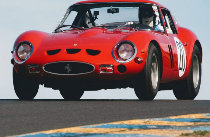 Sonoma Speed Festival offers ticket holder ride in 250 GTO