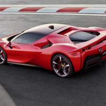 Ferrari unleashes SF90 Stradale hybrid supercar