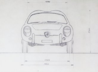 RM Sotheby's docket includes Zagato designs – the cars and the drawings