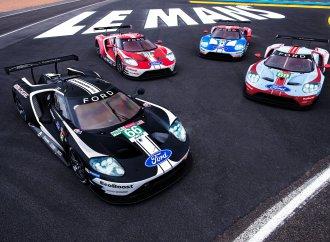 Ford sets celebration liveries for its Le Mans finale