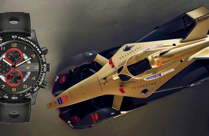 Omologato launches Fiorano, Formula E chronographs