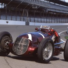 Maserati celebrates 80th anniversary of Indy 500 victory