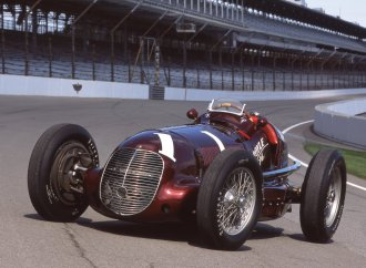 Maserati celebrates 80th anniversary of Indy 500 victory